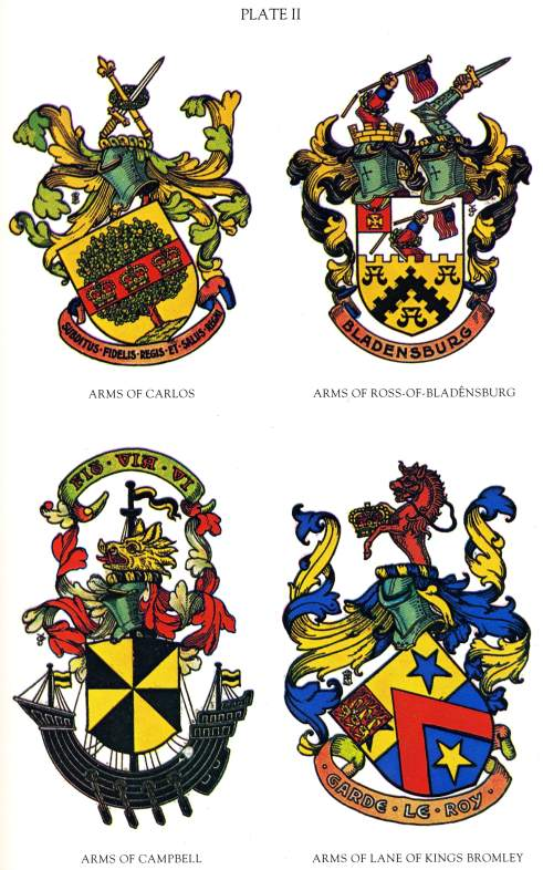 A Complete Guide To Heraldry By Arthur Charles Fox Davies