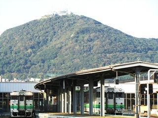 函館駅に止まる在来線