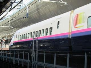 東北新幹線やまびこ号2