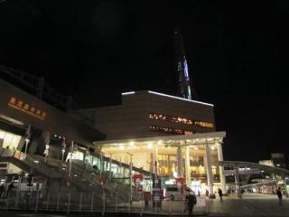 鹿児島中央駅左