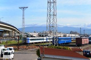 函館駅の駅舎7
