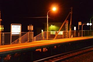 JR北舟岡駅4