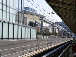 東京駅グランルーフ大屋根1