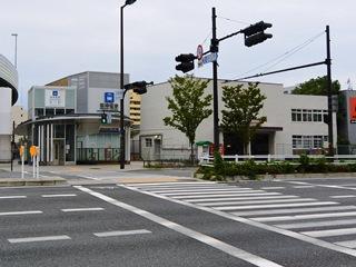 南海汐見橋駅1