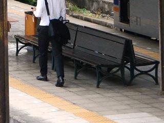 南海汐見橋駅15
