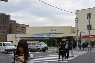 JR御茶ノ水駅御茶ノ水橋口