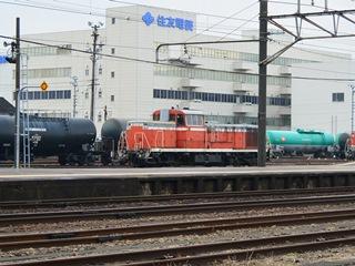 JR四日市駅に停まる車両4