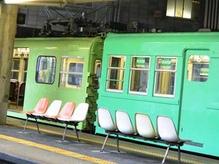 近鉄四日市駅・内部・八王子線3