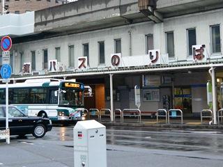 近鉄四日市駅前バスターミナル