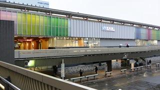 JR奈良駅東口
