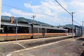JR高山本線飛騨古川駅3