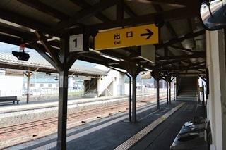 JR高山本線飛騨古川駅4