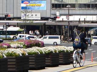 JR広島駅南口