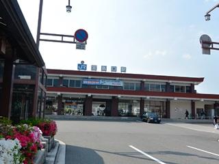 JR宮島口駅駅舎