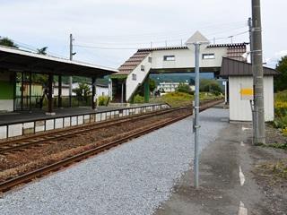 JR愛別駅4
