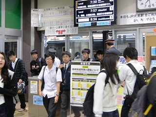 JR北見駅7AM2