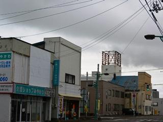 紋別市街1