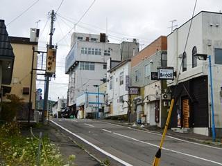 紋別市街2