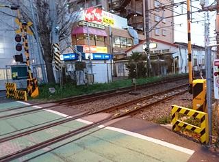 JR向河原駅2