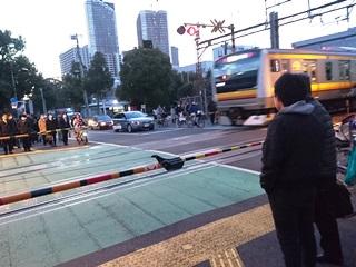 JR向河原駅3