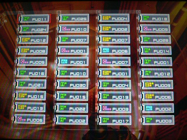 メタルギアソリッドピースウォーカー(MGSPW) AI兵器から入手できるパーツと記憶板