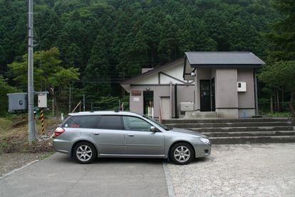 JR北上線・和賀仙人駅