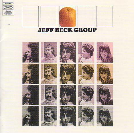Ice Cream Cakes Jeff Beck Group