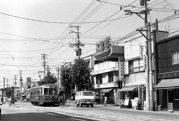 名古屋市電 上飯田