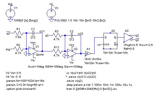 ΔΣ A/D 変換 (2)