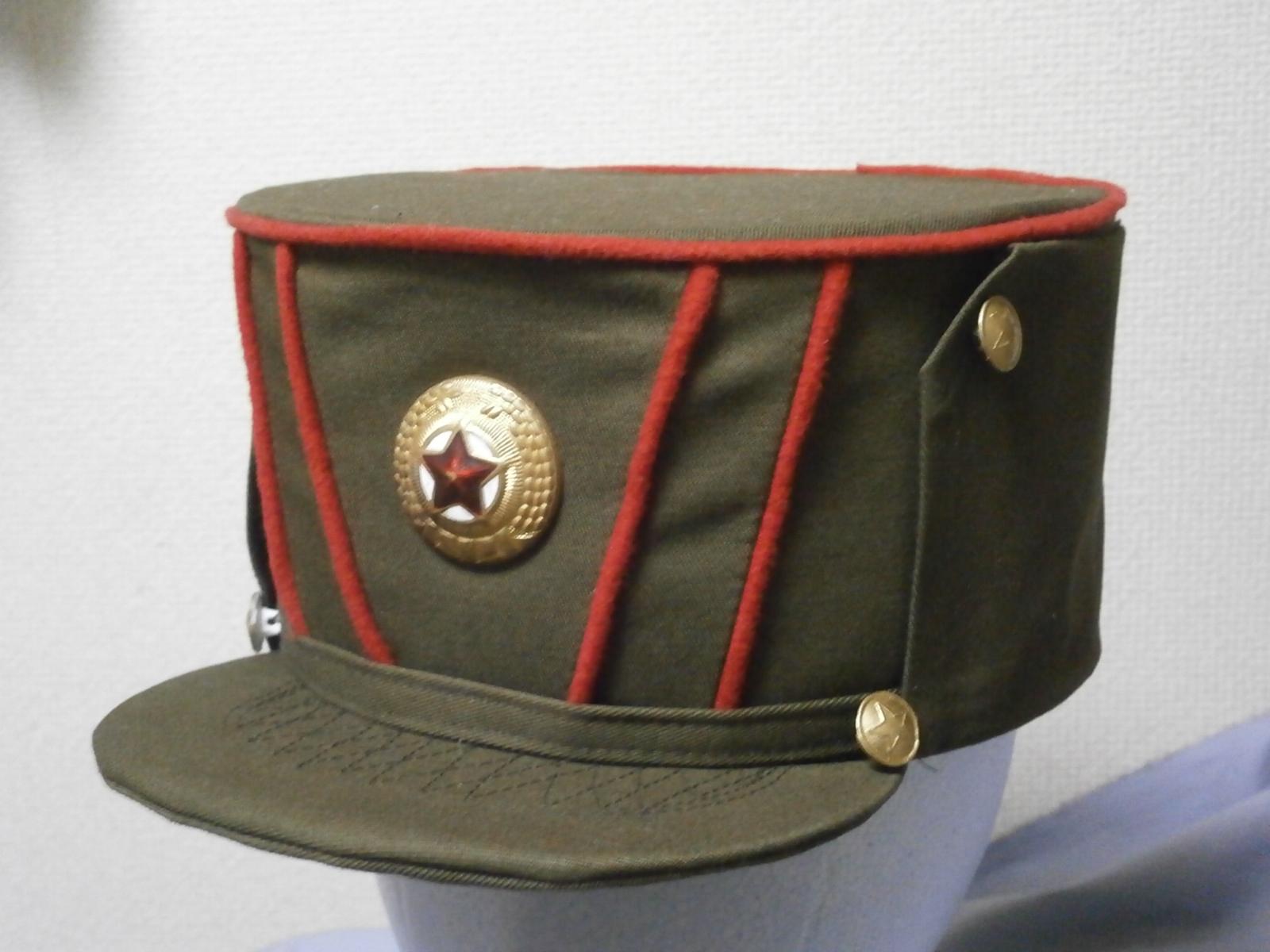 亜州軍品の製作品目録 亜州軍品の製作品目録 帽子類 価格は標準製品の参考価格です。 サイズ特注、
