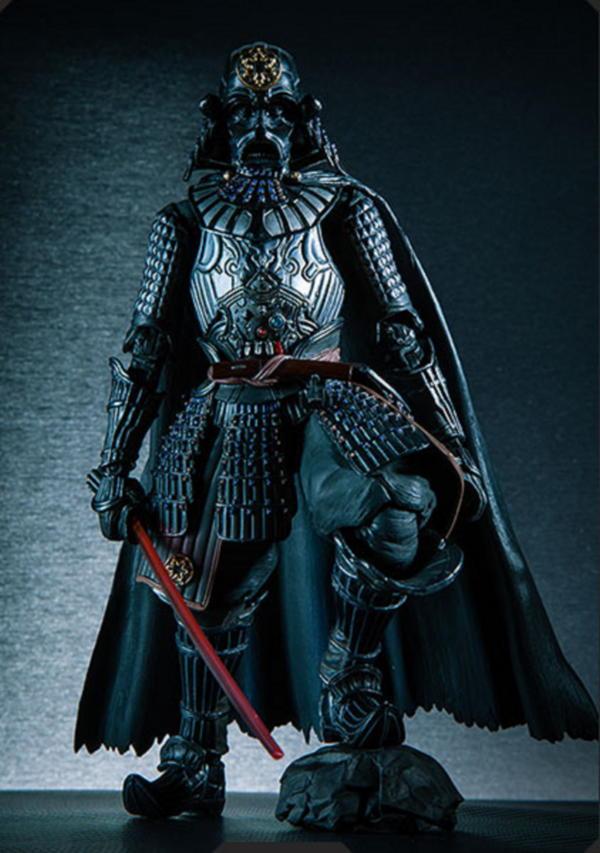 u0026quot;Star Warsu0026quot; Samurai Darth Vader u00d7 1 Ashigaru Storm Trooper u00d7 2 . figure 3P Set : eBay