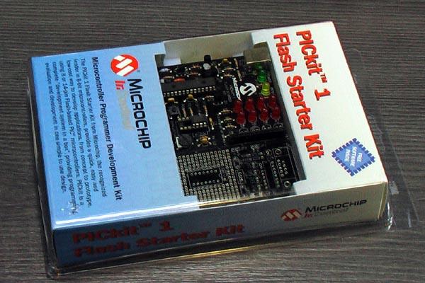 pickit 1 flash starter kit