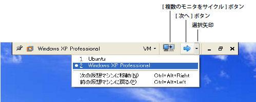仮想 フル スクリーン