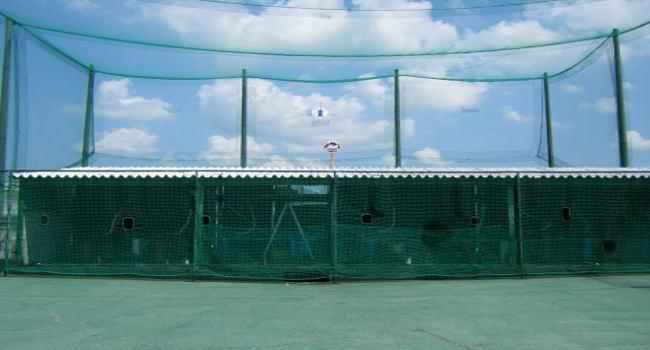 城南バッティングセンター 野球教室