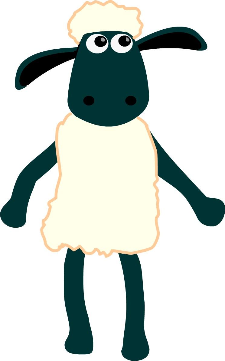 羊、 ヒツジ イラスト 画像 無料