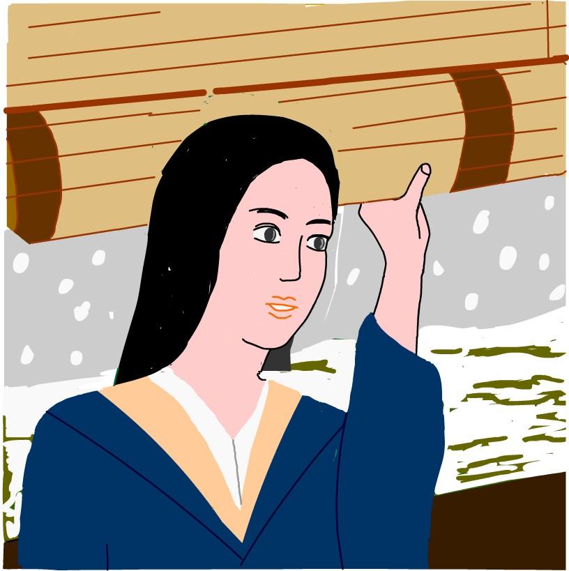 雪 の いと 高 う 降り たる を 品詞 分解